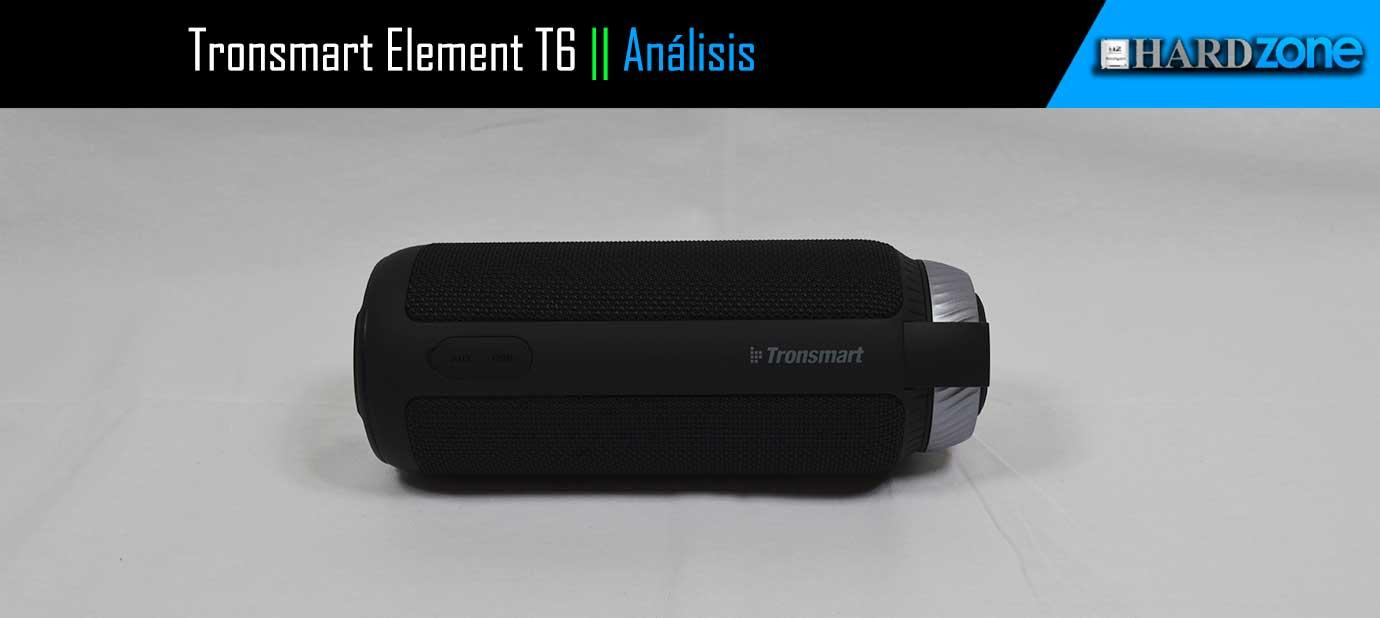 Tronsmart Element T6 - Análisis