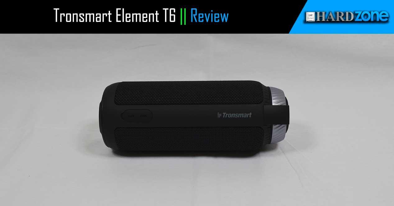 Tronsmart Element T6 - Review