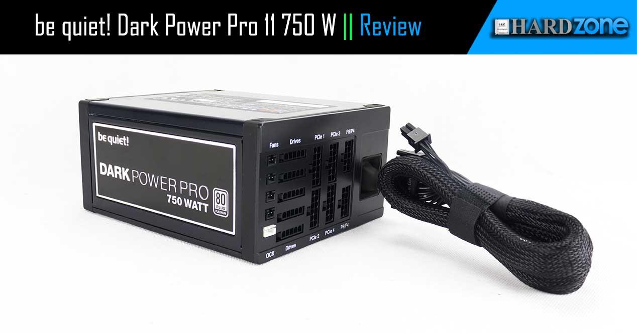 be quiet! Dark Power Pro 11 750 W