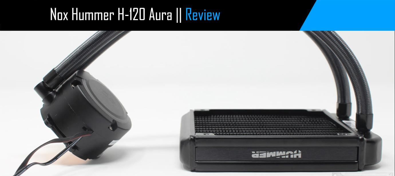 Ver noticia 'Análisis: NOX Hummer H-120 Aura'