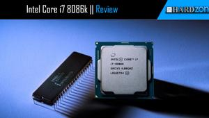 Review: Intel Core i7 8086K, una mirada 40 años atrás