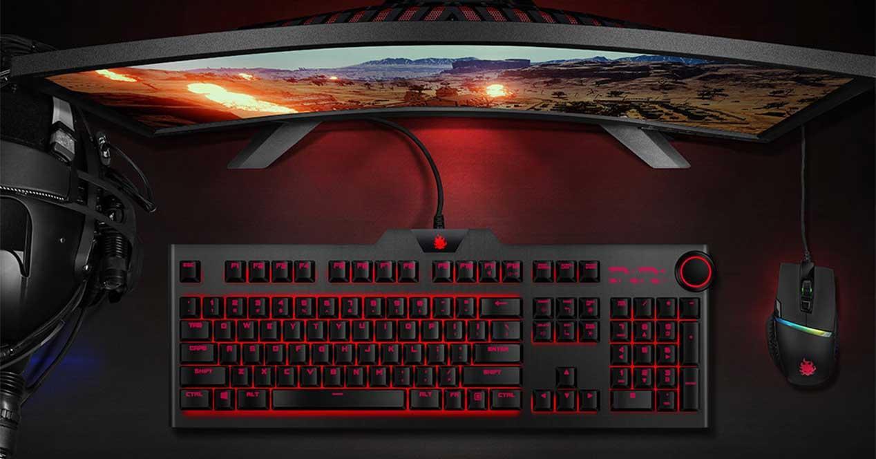 Ver noticia 'Xiaomi lanza dos nuevos teclados gaming baratos con Cherry MX'