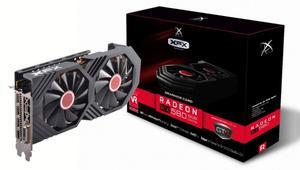 AMD Radeon RX 580 2048SP y RX 590: la compañía prepara al menos 2 nuevas tarjetas
