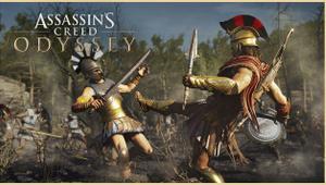 Casi la mitad de las ventas de Assassin's Creed Odyssey son digitales; ¿el fin del formato físico está cerca?