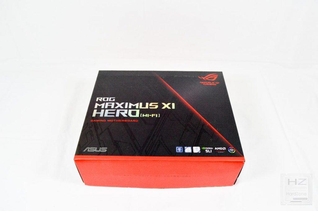 ASUS Z390 MAXIMUS XI HERO (WiFi) - Review 1