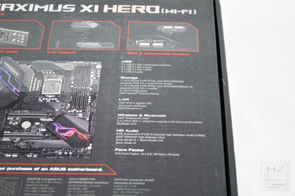 ASUS Z390 MAXIMUS XI HERO (WiFi) - Review 6
