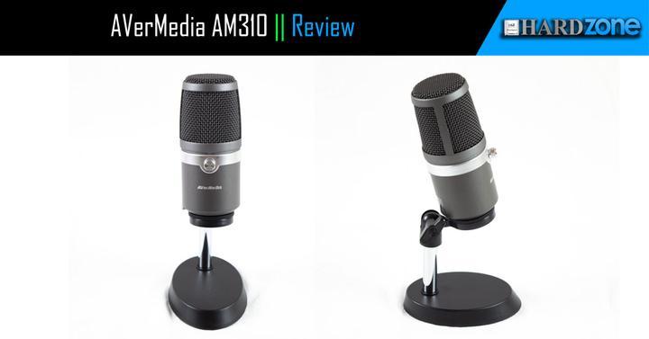AVerMedia AM310 review: análisis y prueba del micrófono para