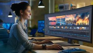 Dell U4919DW, nuevo monitor ultrawide curvo de 49 pulgadas con resolución 5120×1440 y conexión USB-C