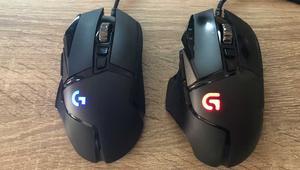 Logitech G502 HERO vs G502 Proteus Spectrum: diferencias entre los dos ratones gaming