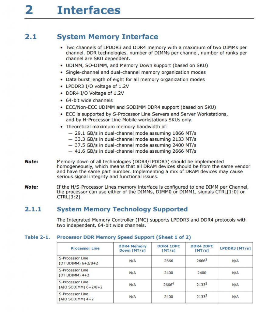 Intel-DDR3