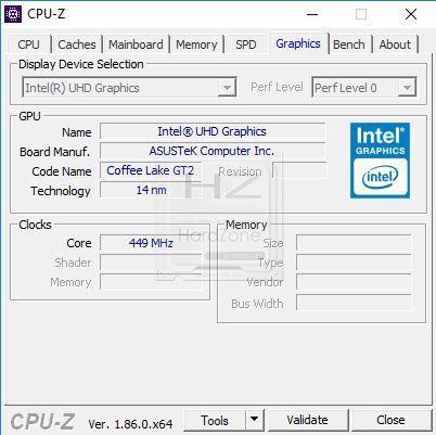 Intel i9 9900K CPU-Z - Review 5