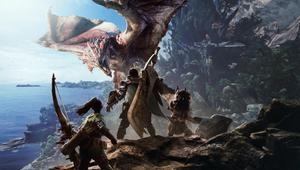 Consigue Monster Hunter: World gratis con la compra de una gráfica NVIDIA