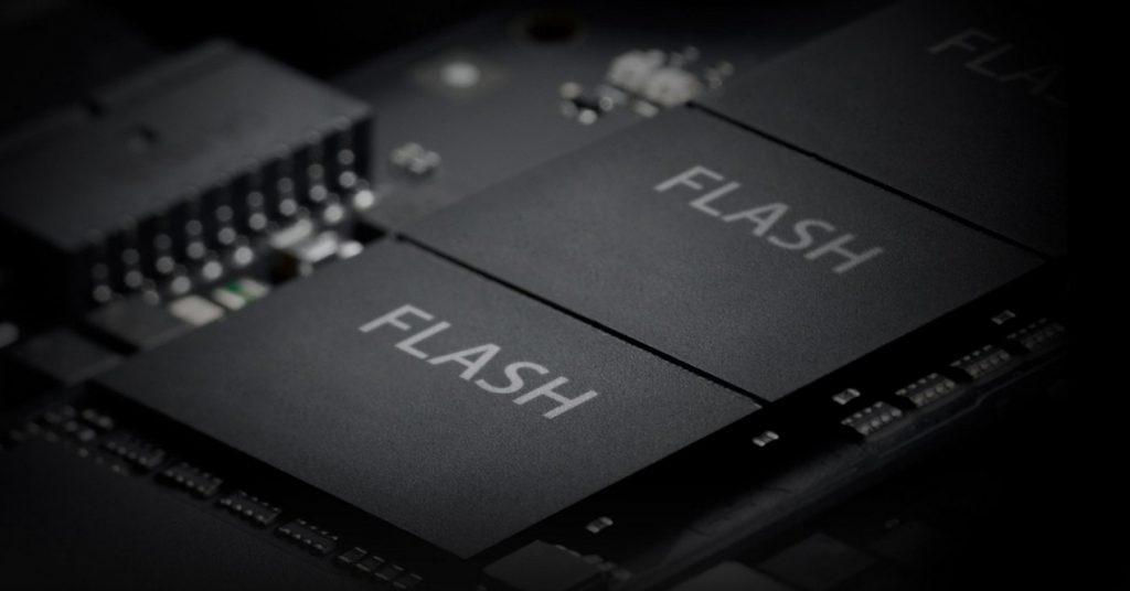 NAND-Flash SSD