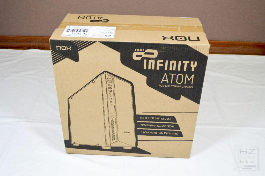 Nox Infinity Atom - Review 1