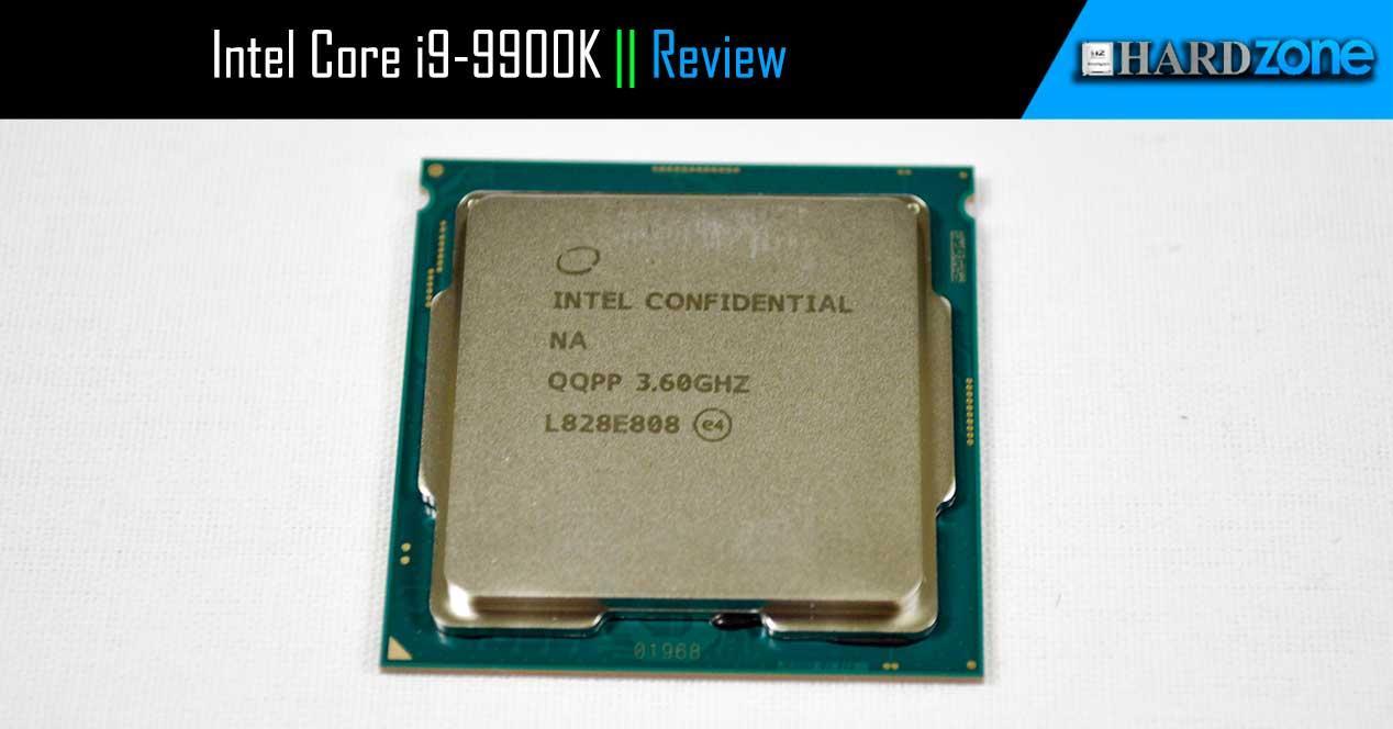 Review Intel Core i9-9900K