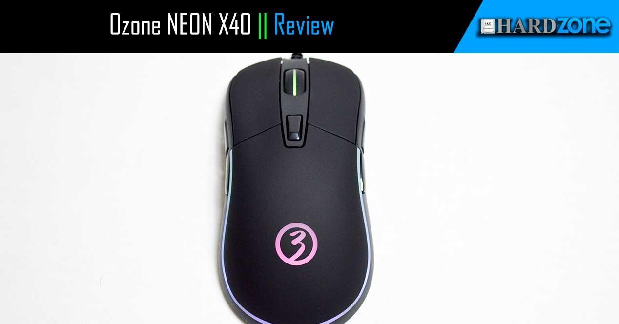 Review Ozone NEON X40