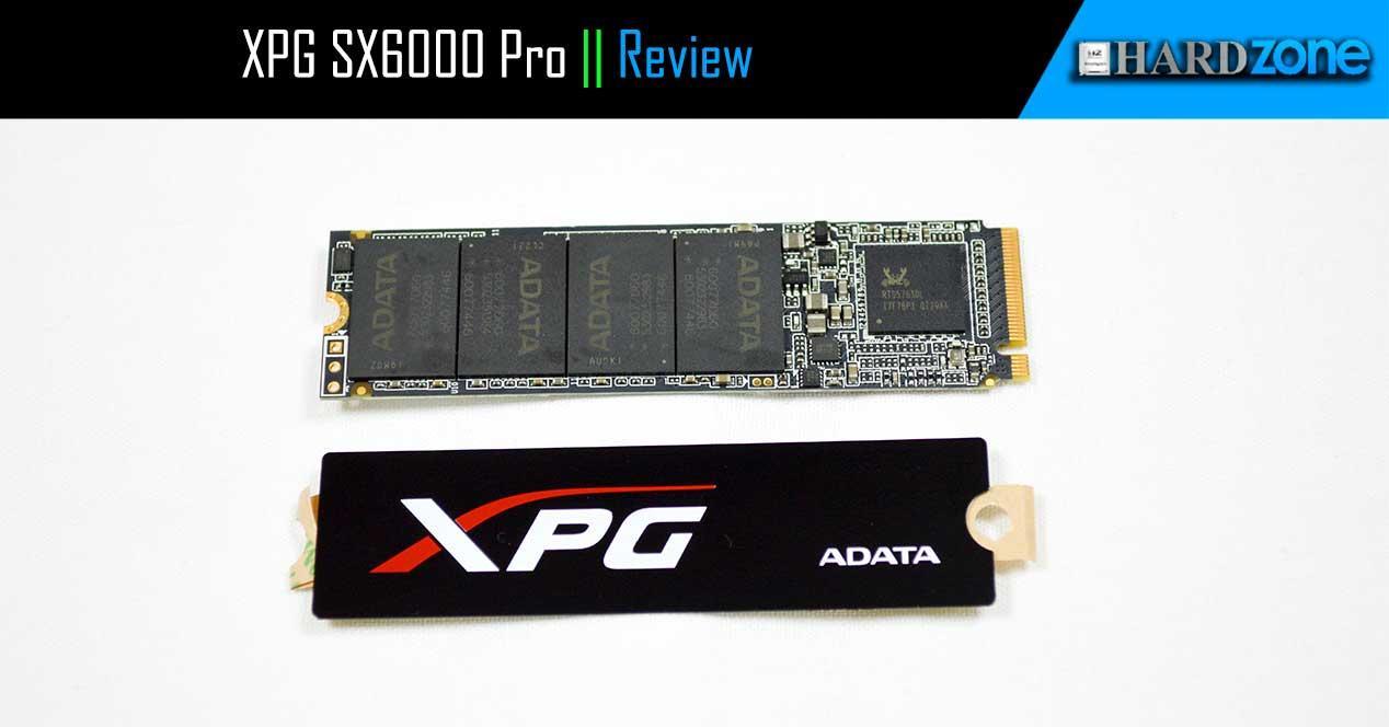 Review XPG SX6000 Pro