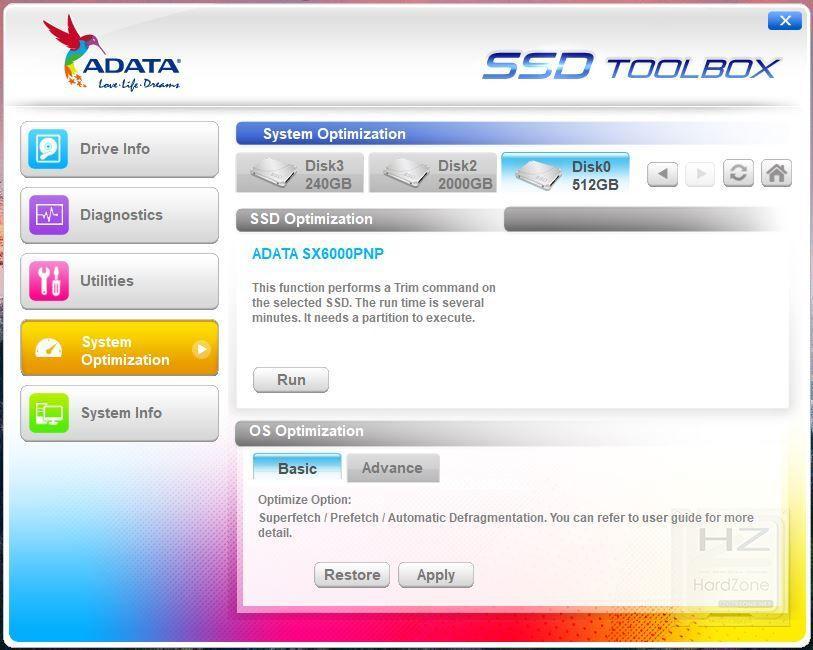 XPG SX6000 Pro - Benchmark 4