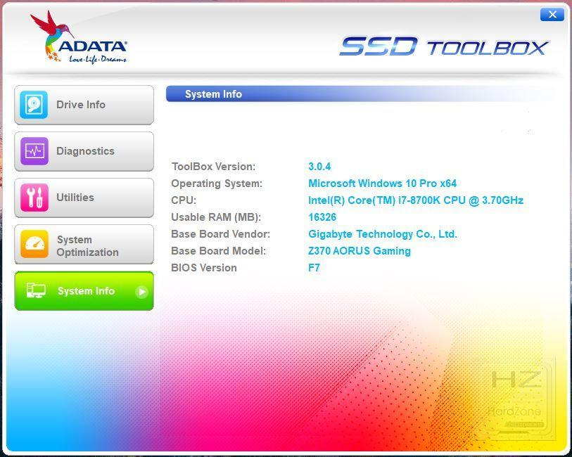 XPG SX6000 Pro - Benchmark 5