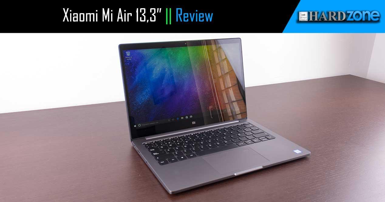 Xiaomi Mi Air 13,3 review