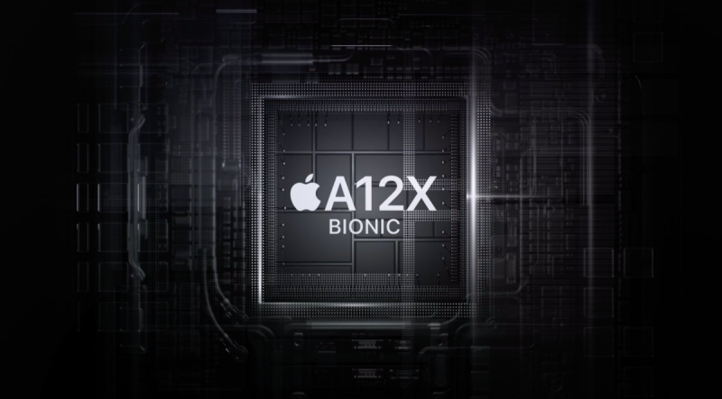 apple-a12x bionic
