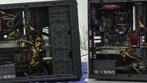 Cómo esconder los cables como un profesional al montar un PC