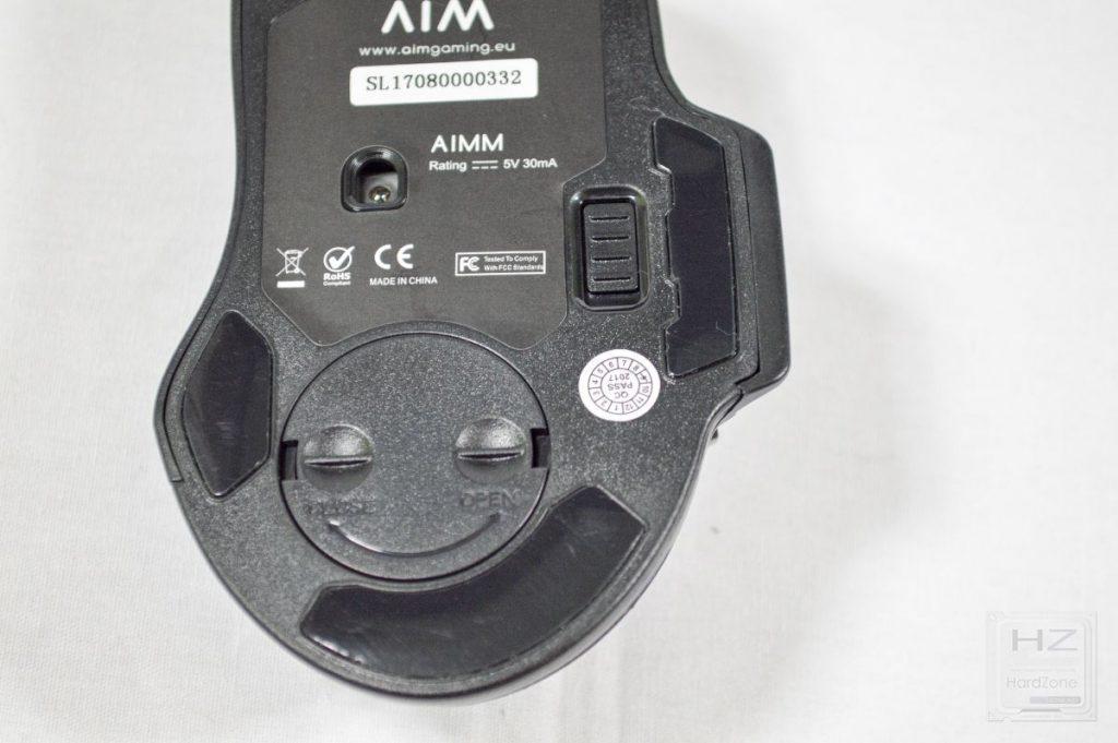 ratóngaming AIM E-SPORTS - Review 13