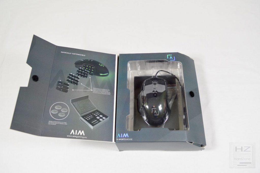 ratóngaming AIM E-SPORTS - Review 21