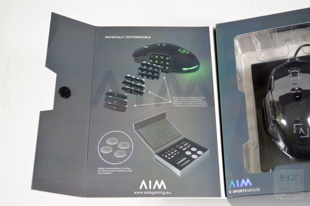 ratóngaming AIM E-SPORTS - Review 22