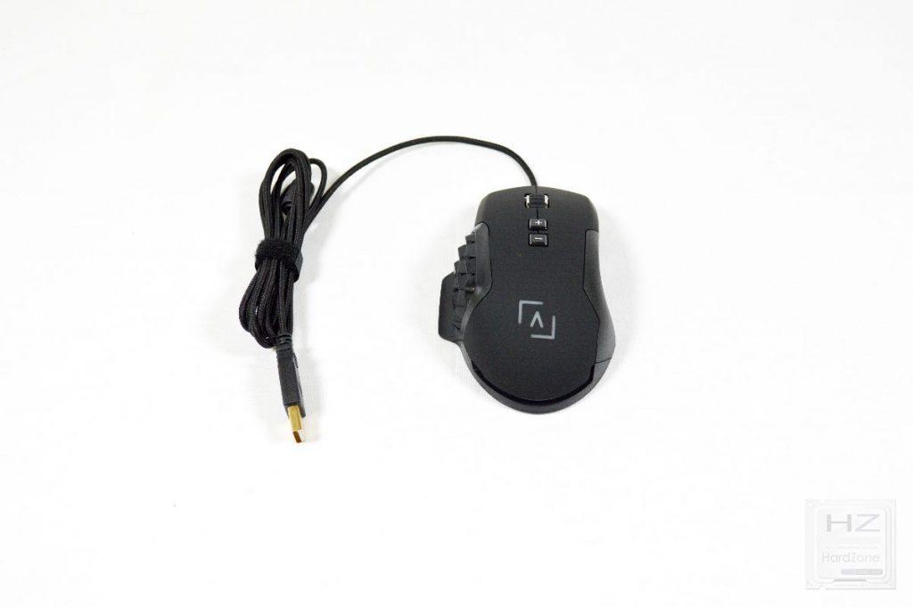 ratóngaming AIM E-SPORTS - Review 3