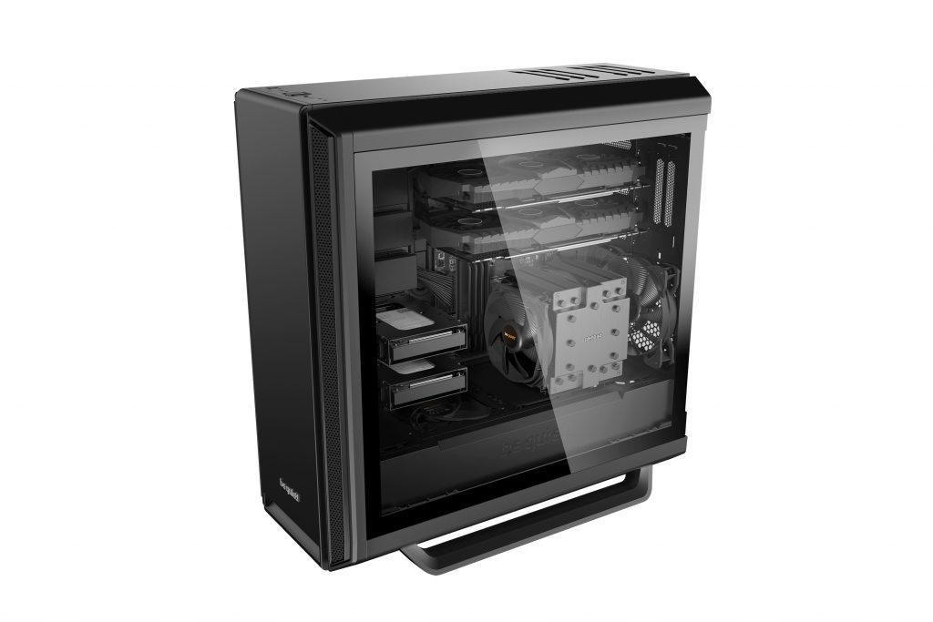 Be Quiet! Silent Base 801 Window Black 100