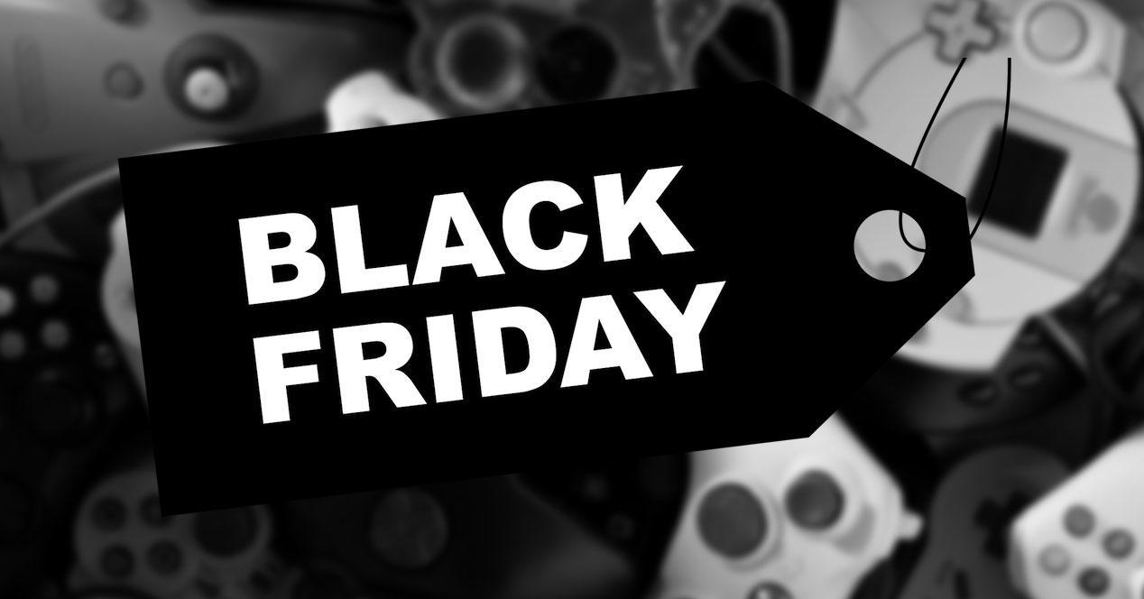 Black Friday consolas