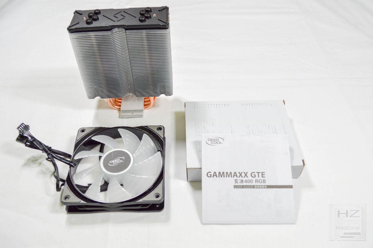 DeepCool GAMMAXX GTE - Review 5