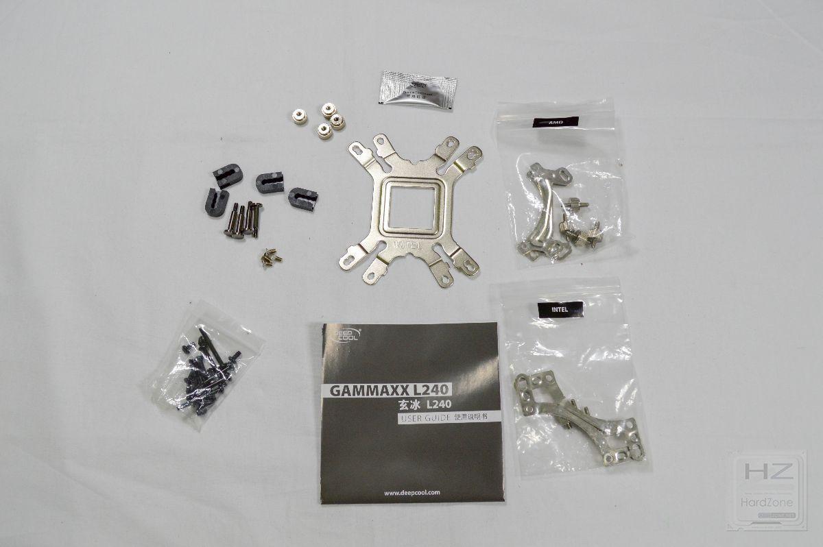 DeepCool GAMMAXX L240 - Review 4