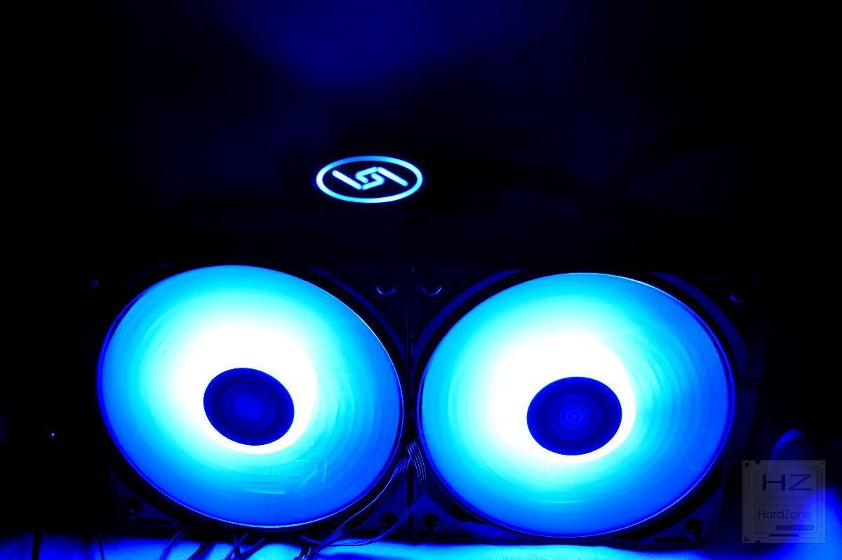 DeepCool GAMMAXX L240 - Review montada 3