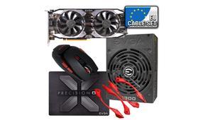 Ofertas EVGA Black Friday: NVIDIA GTX 1060 y fuente de alimentación por apenas 200 euros