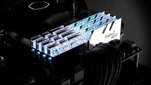 G.Skill Trident Z Royal Series DDR4 RGB: hasta 4600 Mhz a todo lujo