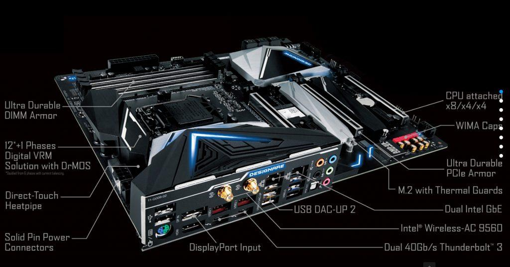 Gigabyte-Z390-Designare