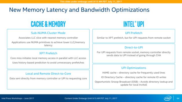 Intel UPI 2