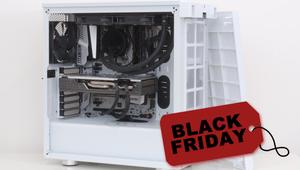 Móntate un PC completo con estas ofertas del Black Friday 2018