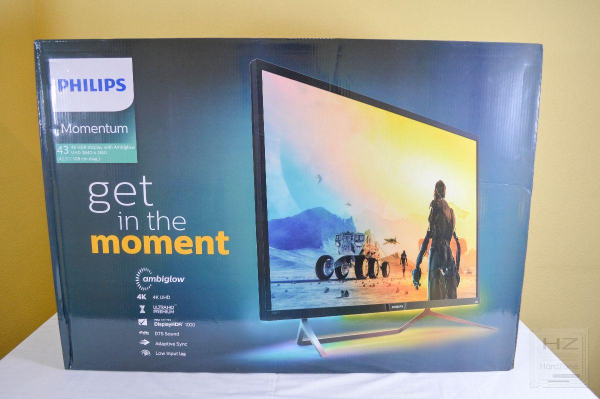 Philips Momentum 4K - Review 1