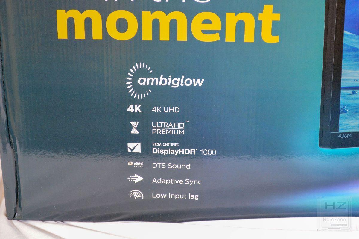 Philips Momentum 4K - Review 3
