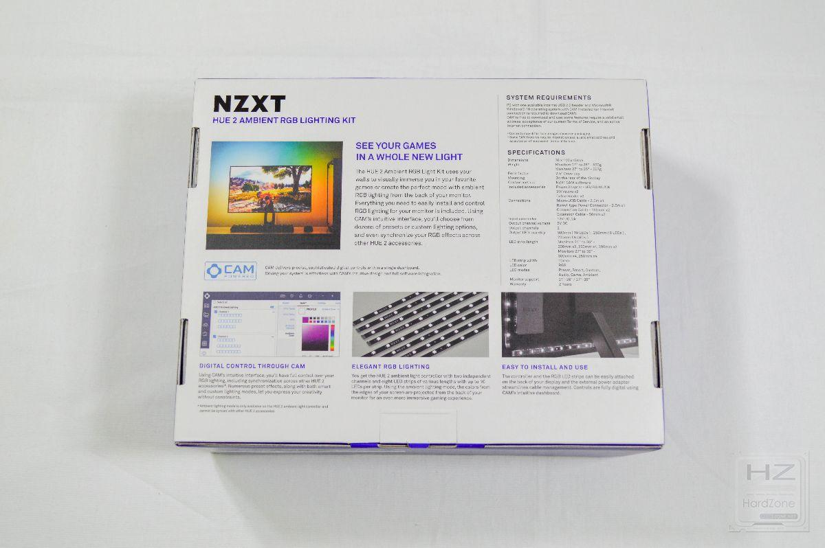 RGBNZXT HUE 2 Ambient - Review 4