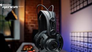 Roccat Renga Boost: nuevos auriculares gaming que prometen máxima comodidad