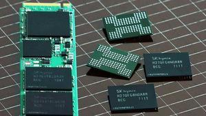 Así son las primeras memorias NAND Flash 4D de 512 Gb y 96 capas del mundo