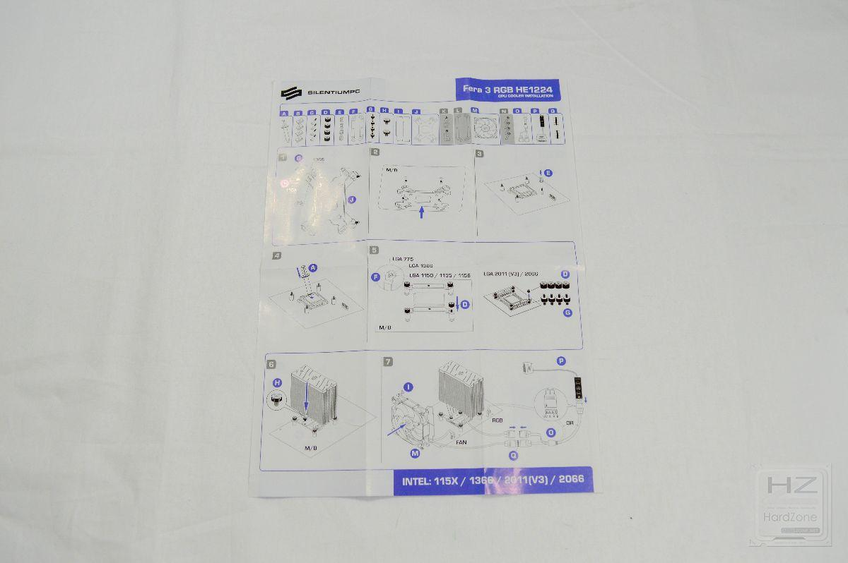 SilentiumPC Fera 3 RGB - Review 15
