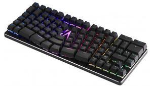 Spire Ergo: el primer teclado mecánico ergonómico con Cherry MX RGB