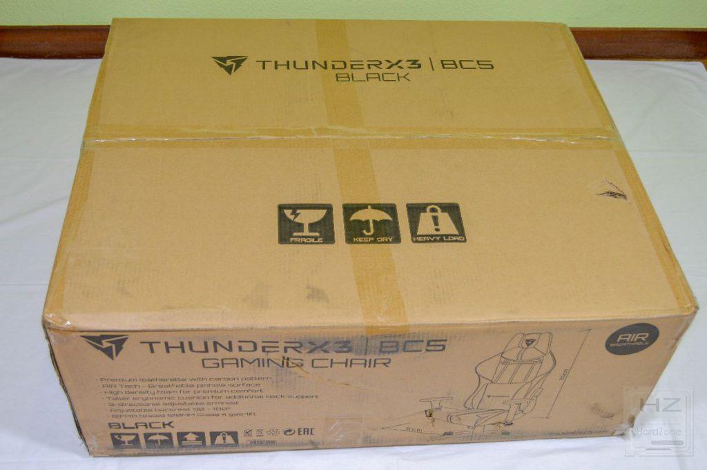 ThunderX3 BC5 - Review 1