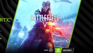 Consigue Battlefield V gratis con la compra de una NVIDIA GeForce RTX