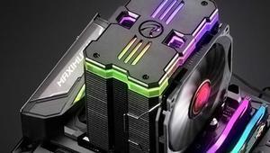 Raijintek MYA RBW: nuevo disipador con ventilador slim, RGB y 6 heatpipes